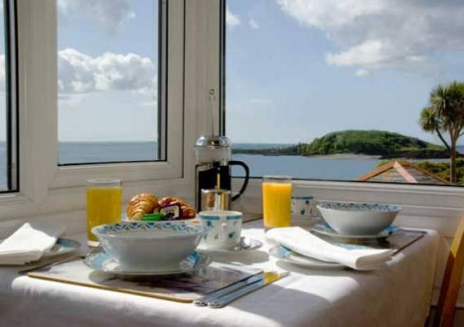 Seaview Guest House, Looe, Cornwall