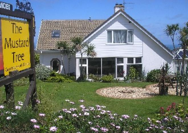 The Mustard Tree Guest House, Bed and Breakfast, St Ives, West Cornwall