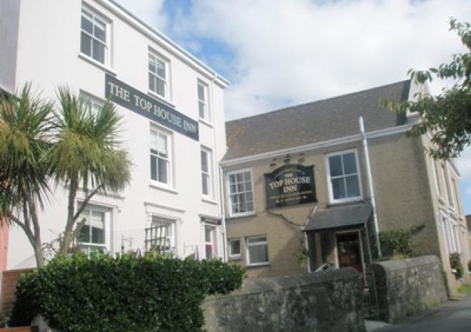 Bed and Breakfast in Cornwall | The Top House Inn | The Lizard | Helston | Cornwall