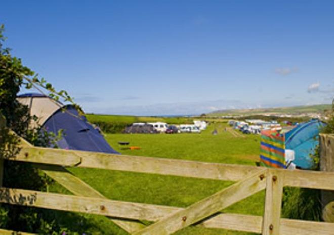 Caravan and Camping Cornwall | Upper Lympstone |  Bude | Cornwall