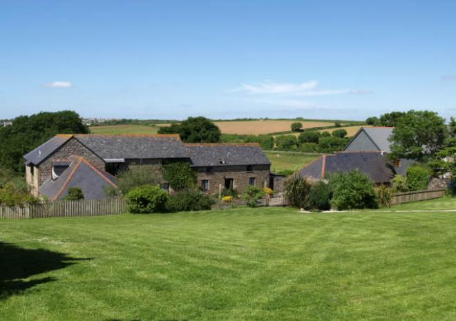 Cottages in Cornwall , Polean Farm , Looe , Cornwall