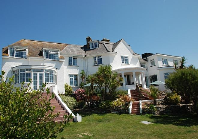 Whipsiderry Hotel, Porth, Newquay, Cornwall