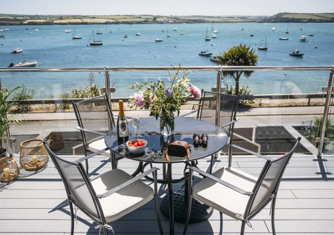 Self-catering accommodation, Rock, North Cornwall