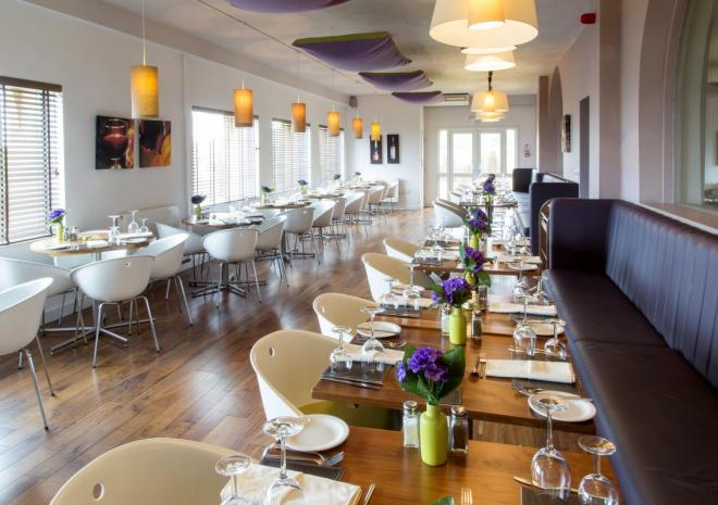 Sands Resort Hotel, Newquay - Beachcomber Restaurant