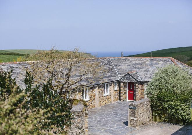 Self-catering accommodation, Port Isaac, North Cornwall