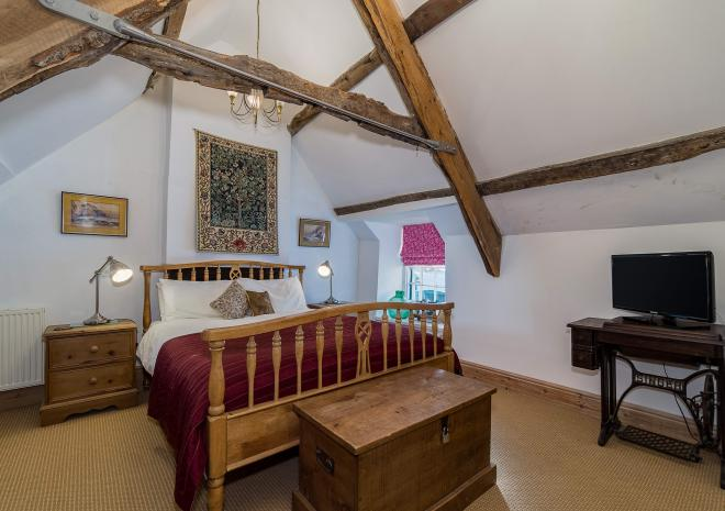 Lantau Cottage - one of three doubles | Cottages in Cornwall | Finest Looe | Looe | Cornwall