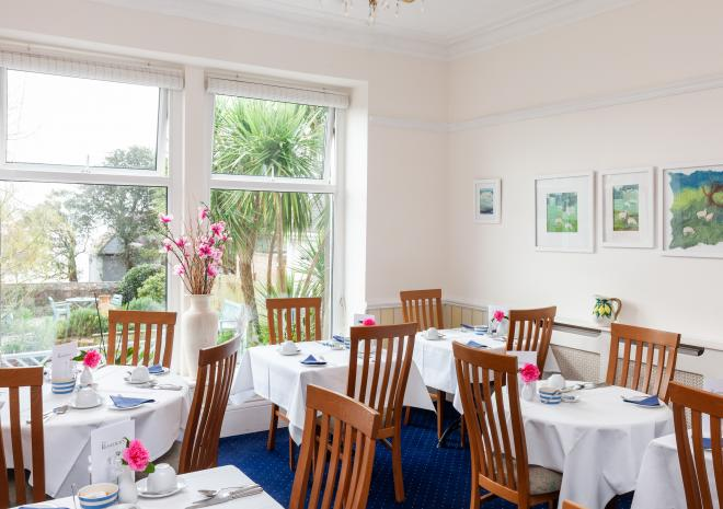 Bed and Breakfast in Cornwall | The Rosemary | Falmouth | Cornwall