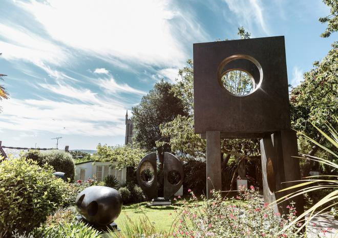 Buy a joint ticket to the Barbara Hepworth Museum