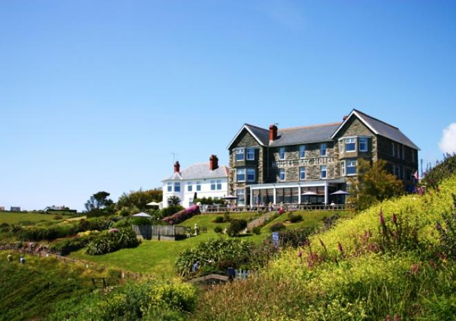 Housel Bay Hotel, The Lizard, West Cornwall