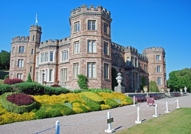 Gardens in Cornwall | Mount Edgcumbe House and Country Park | Torpoint | Cornwall