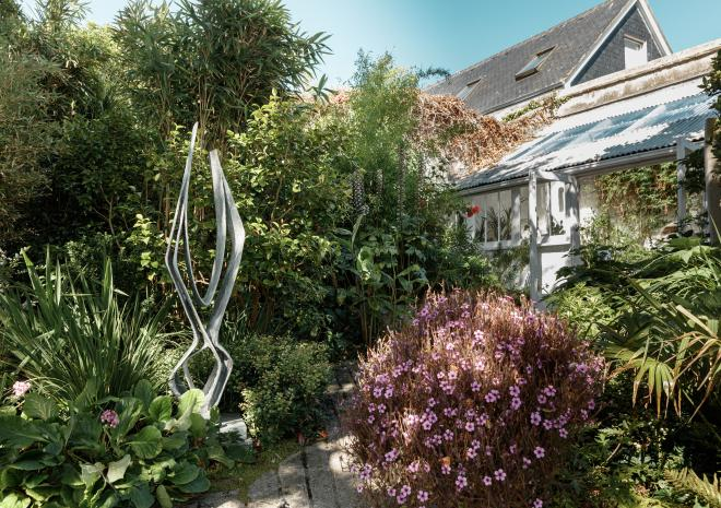 Hepworth's magical home and garden in the heart of St Ives