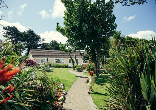 Sandbank Holidays, self catering, St Ives Bay, West Cornwall