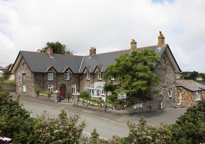 The Old Coach House, Bed and Breakfast, Boscastle, Cornwall