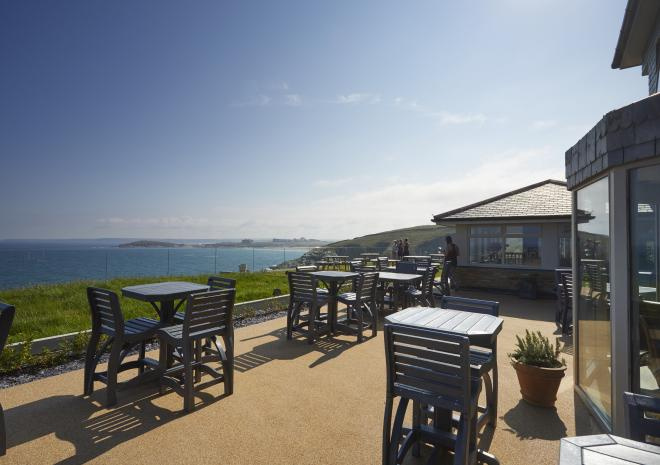 Lewinnick Lodge, Boutique Restaurant, Newquay, North Cornwall