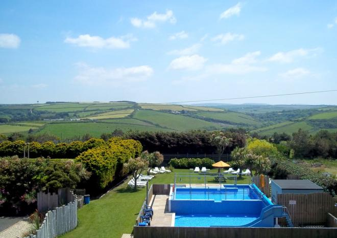 Sands Resort Hotel, Newquay - Outdoor Pool