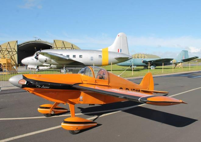 Cornwall Aviation Heritage Centre, Mawgan Porth, Things to do, North Cornwall