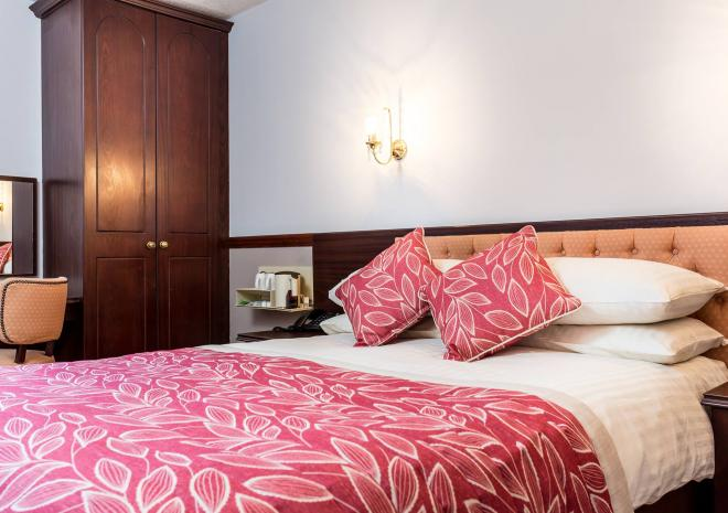Penmorvah Manor Hotel, Falmouth, Cornwall - Standard Double Room