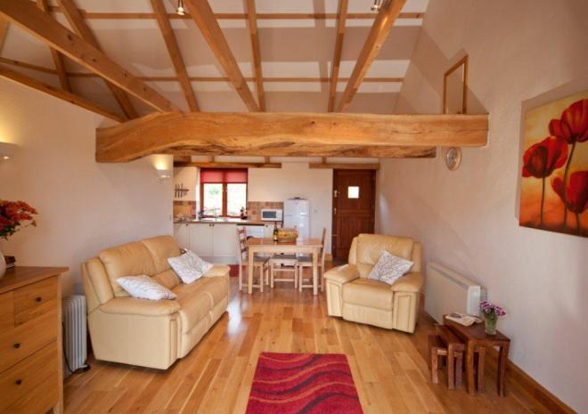 Trentinney Farm Holiday Cottages, Port Isaac, Cornwall