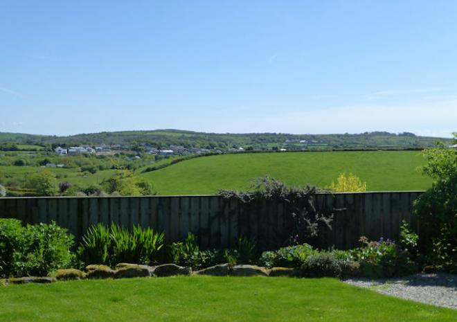 The Retreat, self catering accommodation, Luxulyan, Bodmin, Cornwall