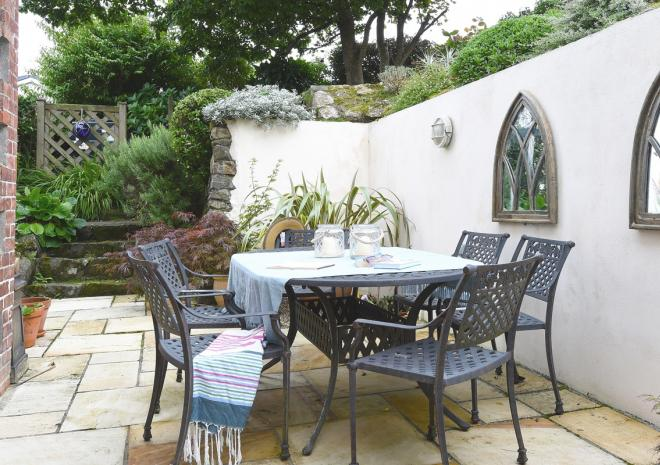 Chy an Carrack, luxury 4 bed house, Patio/Garden,  St Ives