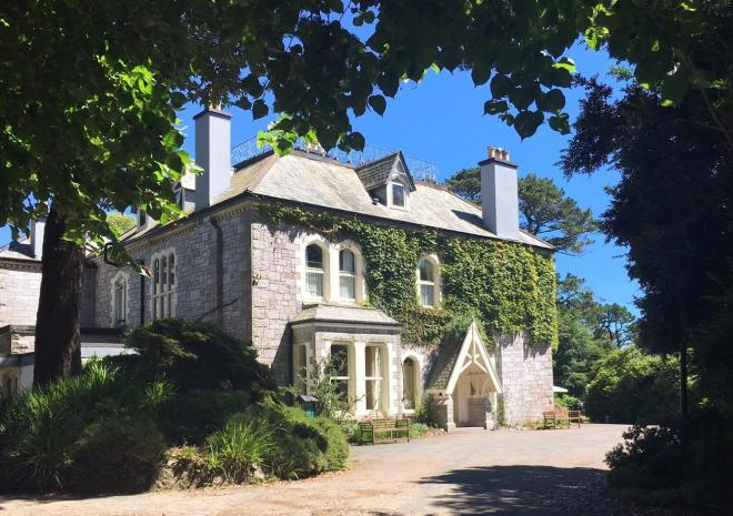Wedding Venue Falmouth Cornwall | Penmorvah Manor Hotel