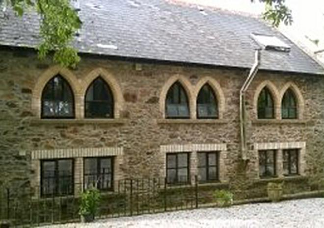 Rosgroggan Chapel, Bed & Breakfast, Cornwall, 2017