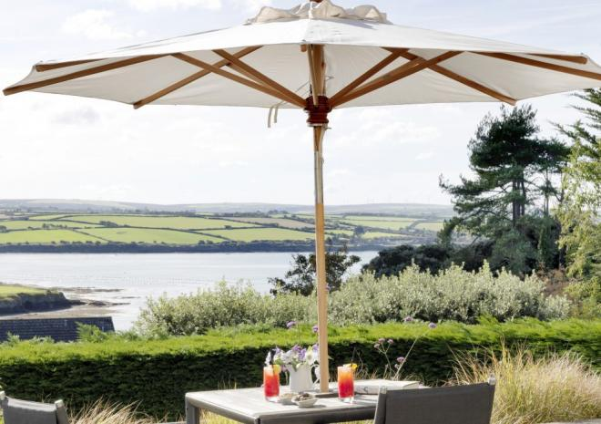 St Enodoc Hotel, eating out, food & drink, Cornwall