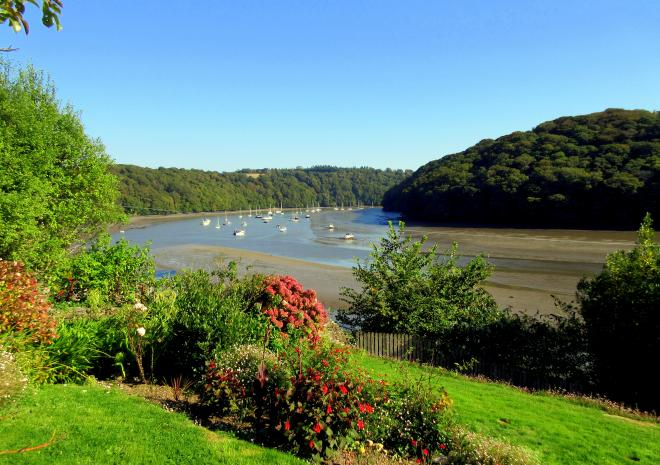 Cottages in Cornwall | Lanwithan Cottages | Malpas |  Truro