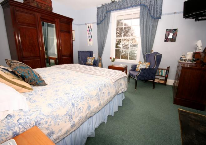 The Old Rectory, Bed and Breakfast, Boscastle, North Cornwall