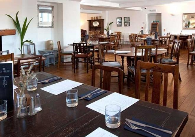 The Old School Bar & Kitchen, Food & Drink, Truro, Cornwall