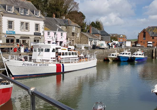 Padstow only approx an hour drive