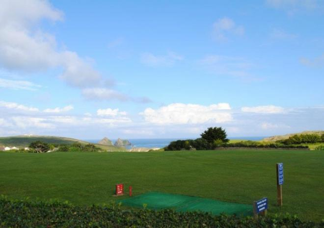 Golf course in Cornwall | Holywell Bay | Newquay | Cornwall