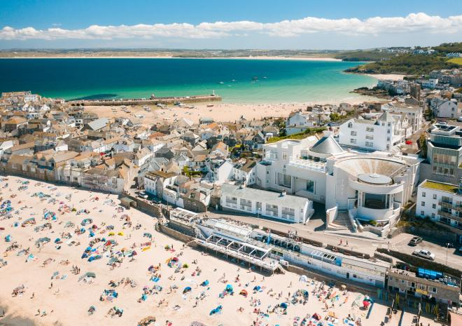 Get a joint ticket to visit Tate St Ives