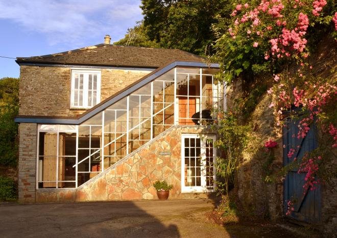 Cottages in Cornwall | Lanwithan Cottages | Granny's |  Lostwithiel