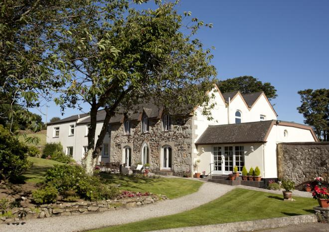 Aviary Court Hotel, Redruth, West Cornwall