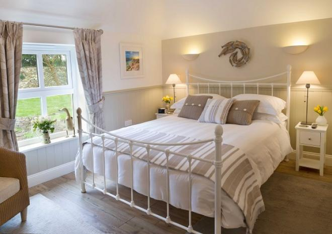 Churctown Farm House, Bed and Breakfast, Wadebridge, North Cornwall