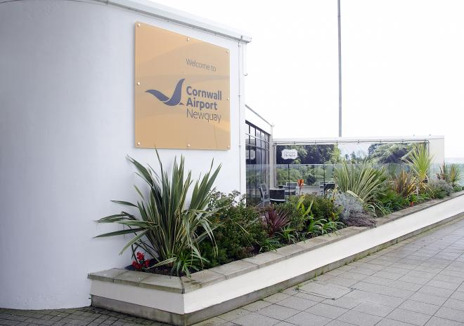 Newquay Cornwall Airport, Fly Direct to Cornwall