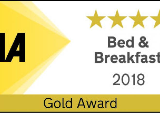 4 Star Gold award 2018