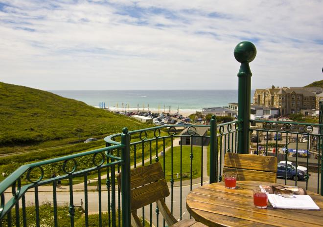 Self Catering in Cornwall , Beachcombers Apartments , Cornwall
