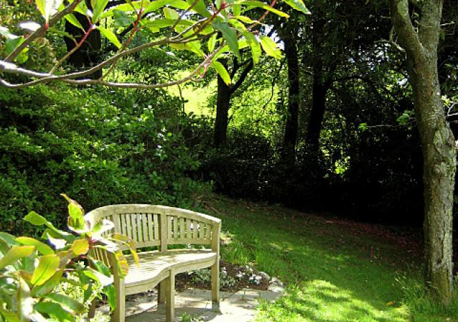 Cottages in Cornwall | Lanwithan Cottages | Lanwithan Gardens|  Lostwithiel