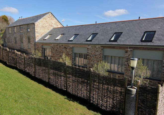 Merlin Farm Holiday Cottages Cornwall