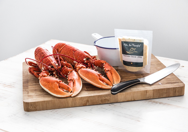 Fish for Thought, fresh fish, seafood & recipe boxes delivered direct to your door