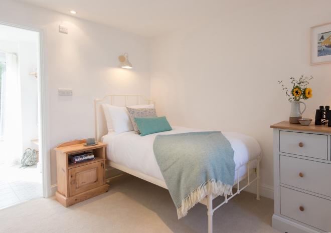 Chy an Carrack, luxury 4 bed house, bedroom, St Ives
