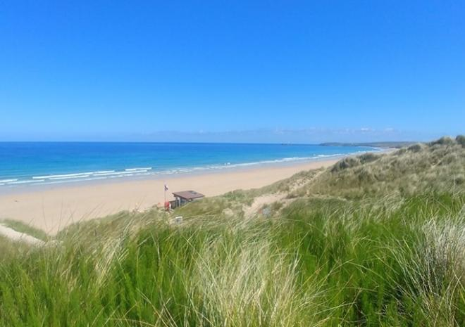 Beachside Holiday Park-Hayle Towans-West Cornwall