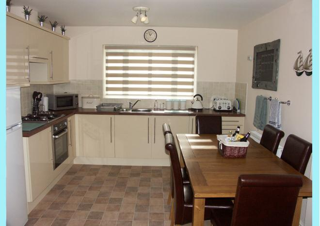 Par View, Self catering holiday accommodation, Nr St Austell, Cornwall