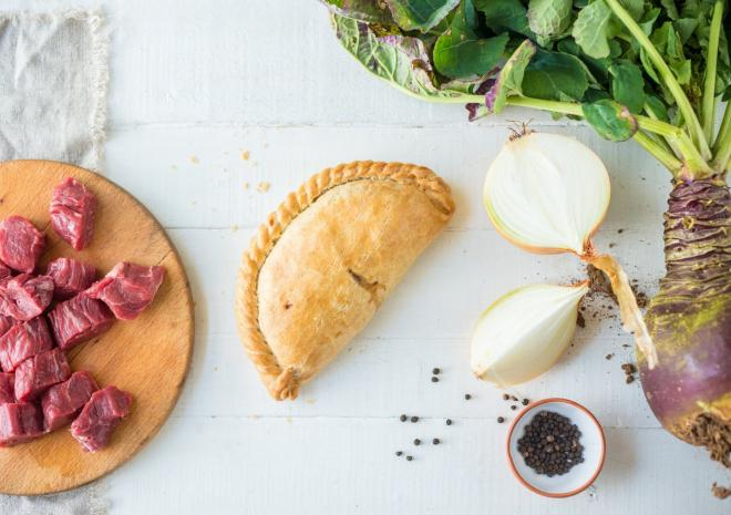 traditional steak pasties