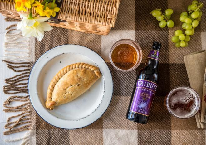 steak and ale pasties