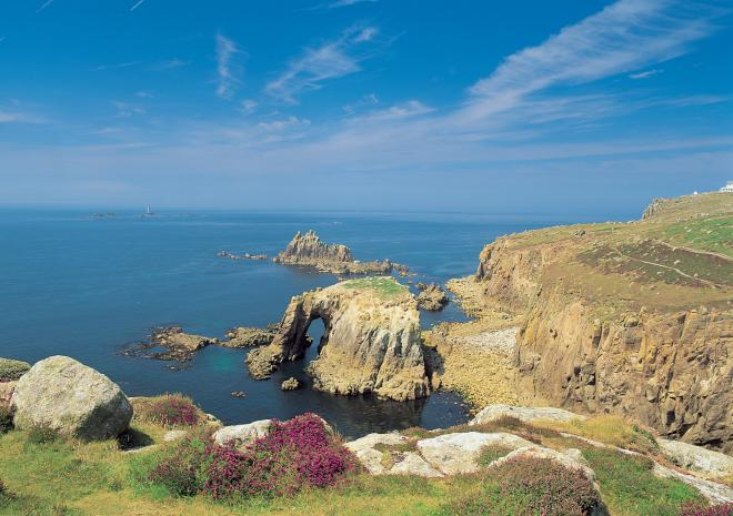 Cornwall AONB-Land's End