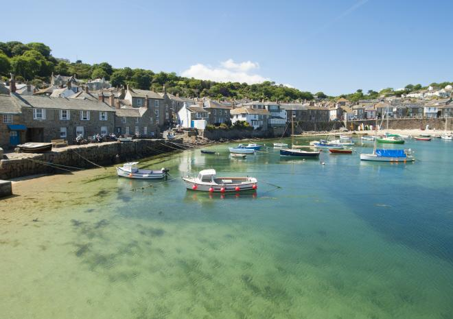 Cornwall AONB-Mousehole