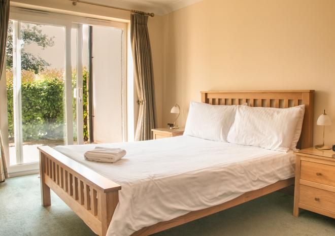 Double room, Self Catering in Cornwall, Porth Veor Villas and Apartments, Newquay, Cornwall